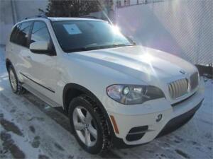 2012 BMW X5*DIESEL*AWD*TRÈS BELLE FINANCEMENT MAISON $89 SEMAINE