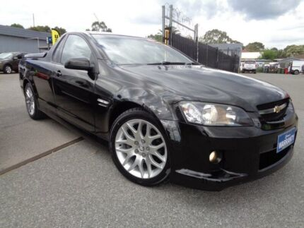 2009 Holden Commodore VE MY09.5 SV6 6 Speed Manual Utility Pooraka Salisbury Area Preview