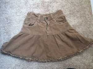 Children's Place Corduroy Baby Girl Skirt, size 2