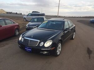 2007 Mercedes-Benz E-Class 5.5L  MUST SEE BEAUTIFUL CAR FULLY LO