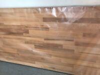 Beech real Wood Block Kitchen Worktop - boxed brand new