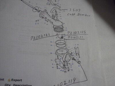 103010351020 Massey Ferguson Part 4wheel Drive 72102121 3283276m1