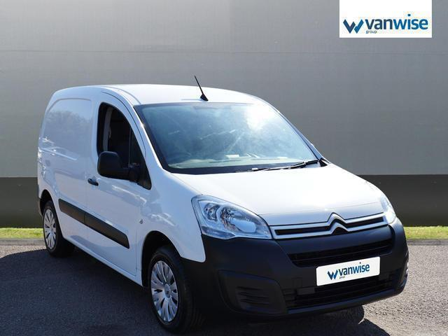2015 Citroen Berlingo 1.6 HDi 625Kg Enterprise 75ps Diesel white Manual