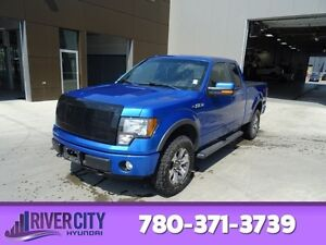 2013 Ford F-150 4WD SUPERCAB FX4 Bluetooth,  A/C,  Remote Start,