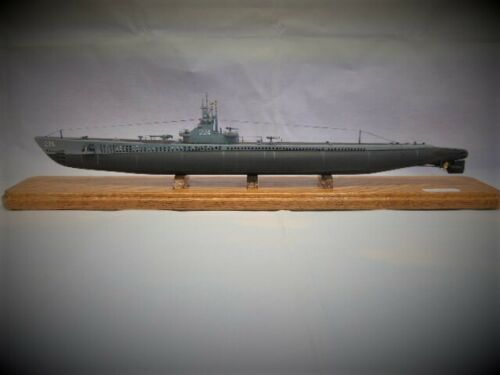 USS COD / SS-224 / Pro-biult display / FREE SHIPPING !