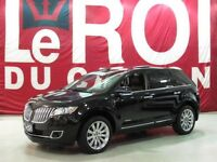 Lincoln MKX AWD LIMITED NAVI SKYVIEW 2013