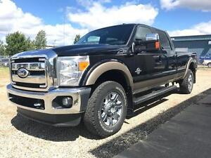 2011 Ford F-350 FX4 Lariat 4x4 ~ w/5th Wheel Group ~ $308 B/W