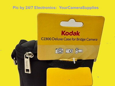 Kodak C2300 Deluxe Case for Bridge and Other Cameras and Cam