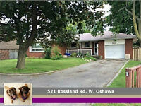 Large 3+2 Bdrm Detached Home Has 2 Bdrm In -Law Suite *OSHAWA*