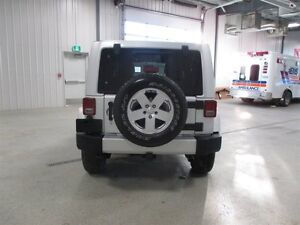 2011 Jeep Wrangler Unlimited Sahara Moose Jaw Regina Area image 6