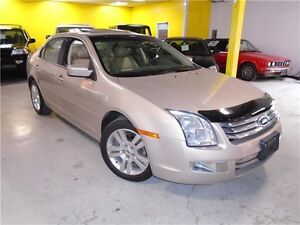 2007 Ford Fusion SEL