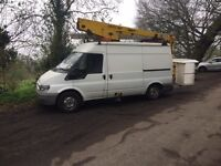 Pigeon spikes fitted / Gutter cleaning / Cherry picker available / Painting / street light cleaning