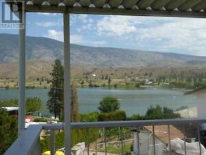 Quiet location close to lake in Oliver: Great lake view