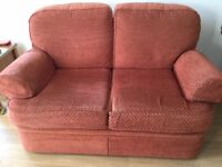 Two seater M and S sofa. Good condition