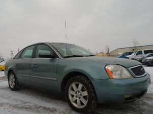 2005 Ford Five Hundred SEL Sedan--EXCELLENT SHAPE IN AND OUT