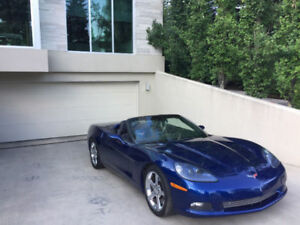 2007 Corvette 3LT Z51 Convertible *reduced this weekend*
