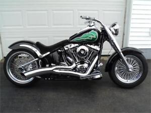 2005 Fat Boy Custom