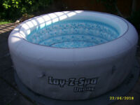 Hot tub - Lay-Z-Spa Vegas