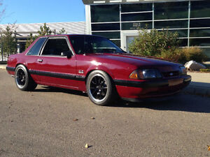 1990 Ford Mustang Coupe (2 door) LX notch 5.0