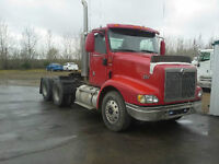 2007 INTERNATIONAL 9200 DAY CAB FOR SALE