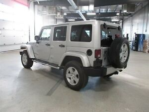 2011 Jeep Wrangler Unlimited Sahara Moose Jaw Regina Area image 5