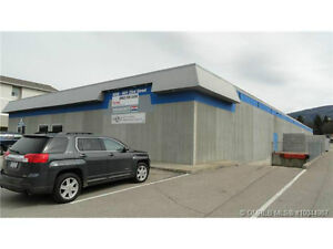 Light Industrial building for lease.