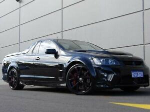 2008 Holden Special Vehicles Maloo E Series MY09 R8 Black 6 Speed Sports Automatic Utility