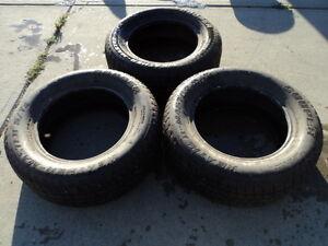 3 Cooper Winter Tires 235/60/16