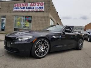 2009 BMW Z4 sDrive35i, Hard Top Convertible, Certified!!!