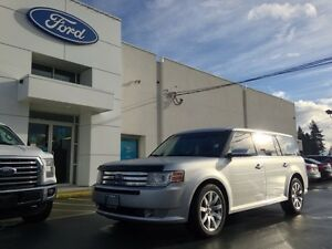 2010 Ford Flex Limited AWD with Leather and Third Row Seating