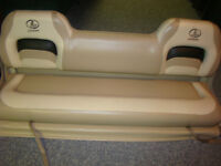 Legend boat bench seat
