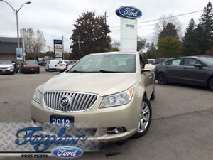 2012 Buick LaCrosse *3.6L V6* *BEIGE LEATHER* *CRUISE CONTROL*