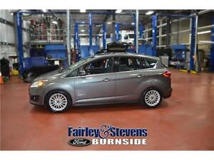 2013 Ford C-Max Hybrid SEL! Leather! Roof! Nav!