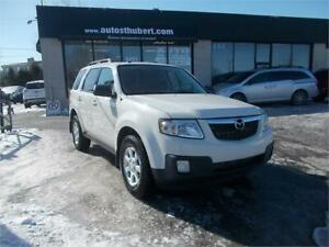 MAZDA TRIBUTE GT 4WD 2010 **CUIR ET TOIT OUVRANT**