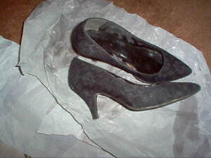 SHOES -Black Lace