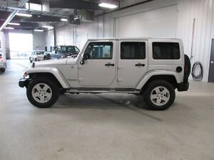 2011 Jeep Wrangler Unlimited Sahara Moose Jaw Regina Area image 4