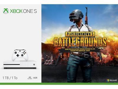 Xbox One S 1TB Assuage – PLAYERUNKNOWN'S BATTLEGROUNDS Bundle
