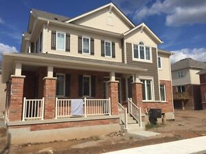Brand New House For Rent Waterdown 4 Bedroom 3 washroom