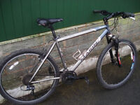 SUPERB Marin bear valley mountain / Hybrid bike with front suspension Like New