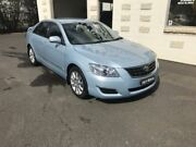 2008 Toyota Aurion GSV40R AT-X Blue 6 Speed Auto Sequential Sedan Dubbo Dubbo Area Preview