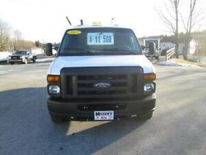 2013 E450 Ford E250 Cargo Van