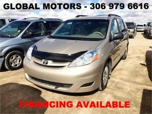 2010 TOYOTA SIENNA CE - FINANCING AVAILABLE