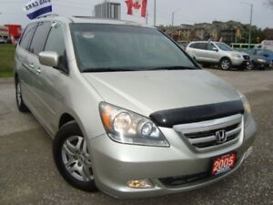2005 Honda Odyssey Touring Navi. Leather Accident Free Only 166k