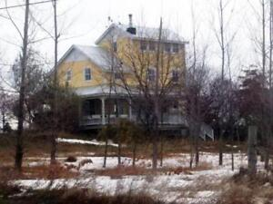 House for rent on Wolfe Island - January to April 2019