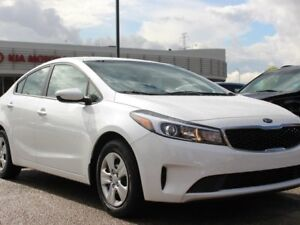 2018 Kia Forte LX, SIRIUS, AIR CONDITIONING, CRUISE CONTROL, BLU