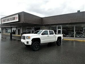 "2015 GMC Sierra 1500 SLT ALL TERRAIN WITH 6"" LIFT"