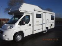 2008 COMPASS AVANTE GRADE 180 6 BERTH MOTORHOME WITH ONLY 20K MILES ANDERSON MOTORHOME SALES