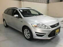 2012 Ford Mondeo MC LX Silver 6 Speed Automatic Wagon Gateshead Lake Macquarie Area Preview