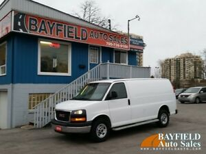 2016 GMC Savana Cargo **A/C/Power Group/Cruise**