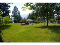 Spectacular lake view lot at the end of a quiet cul-sac